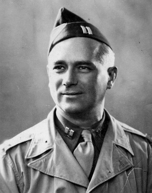 Captain Norris Elvin