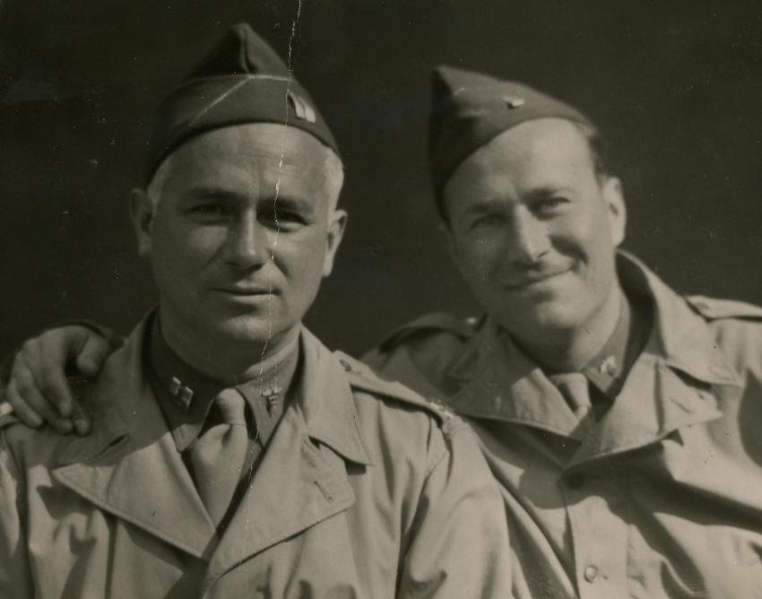 Robert-Silverman-Early-War-Album-001-Dr-Elvin-April-1943