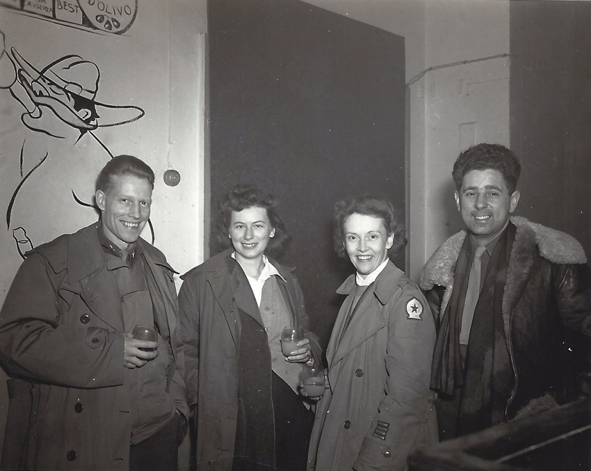 Larry-Ruby-Ruth-Russell-Jesse-EM-Engineers-Feb-1945