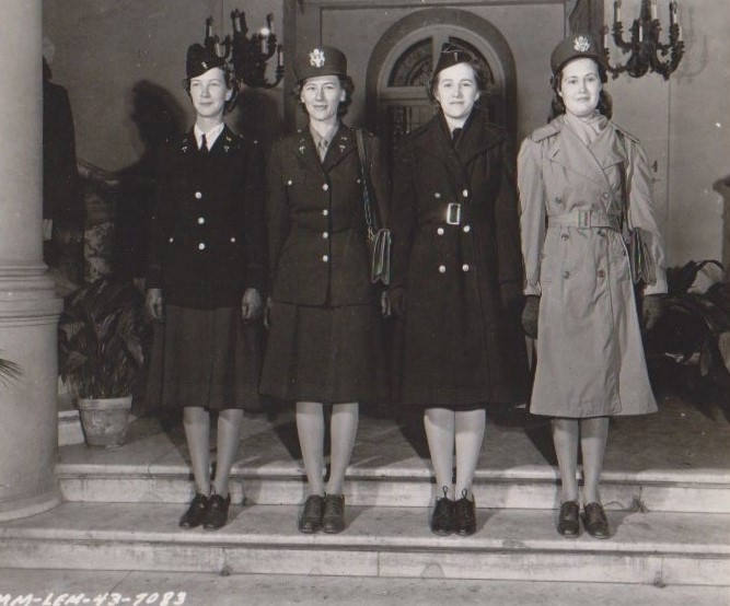 Oran-1943-Nurses-Winter