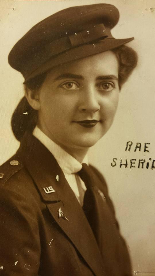 Rae Sheridan