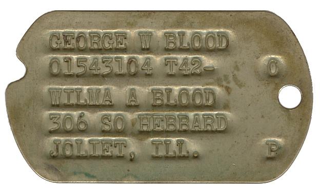 Blood-Dogtag