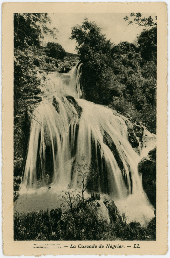 Griffin-Collection-Postcards-1153-La-Cascade-de-Negrier