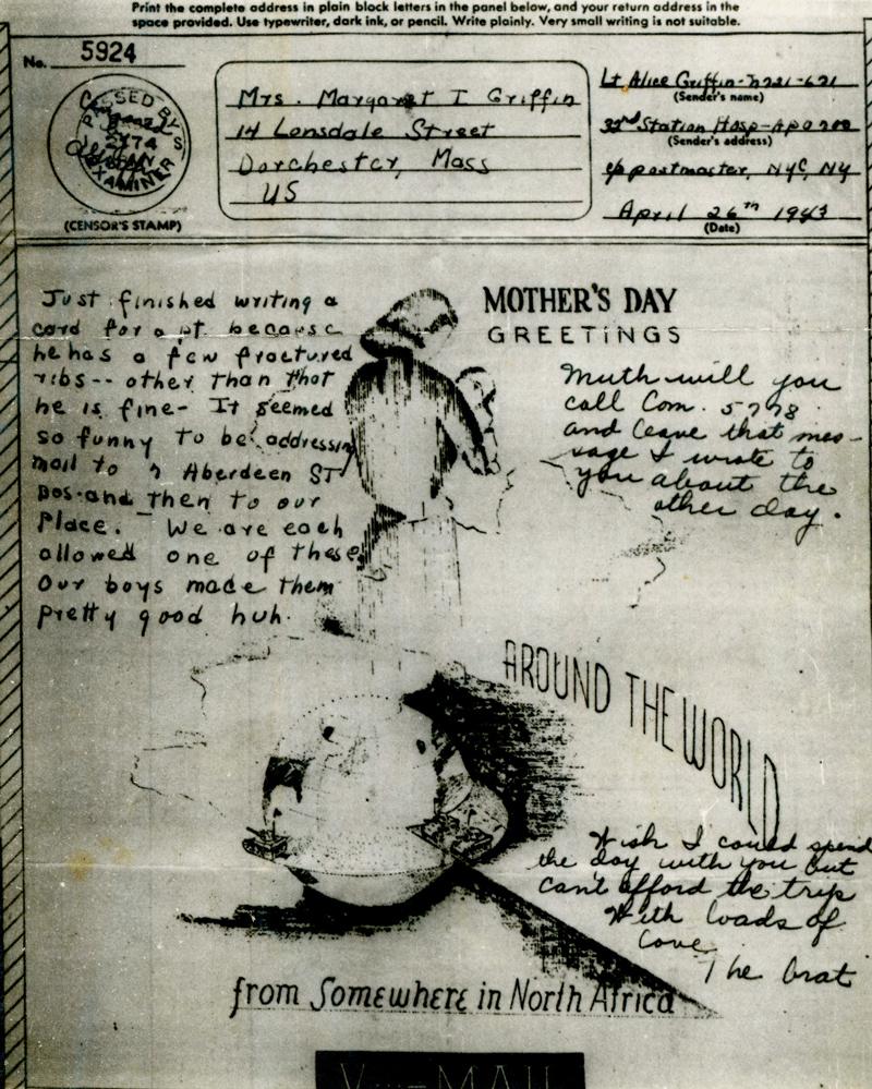 Griffin-V-mail-26-April-1943-b