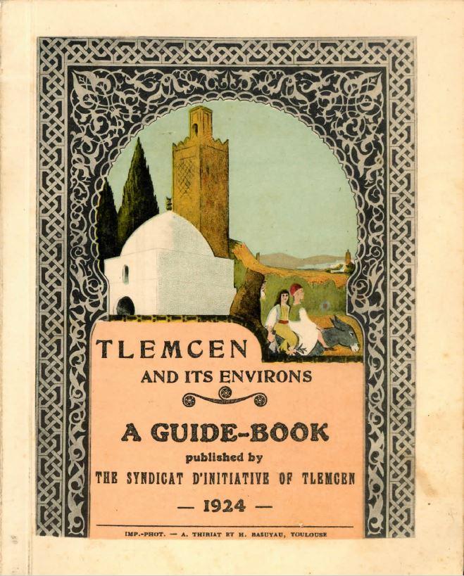 Tlemcen-Guidebook-Cover-1924