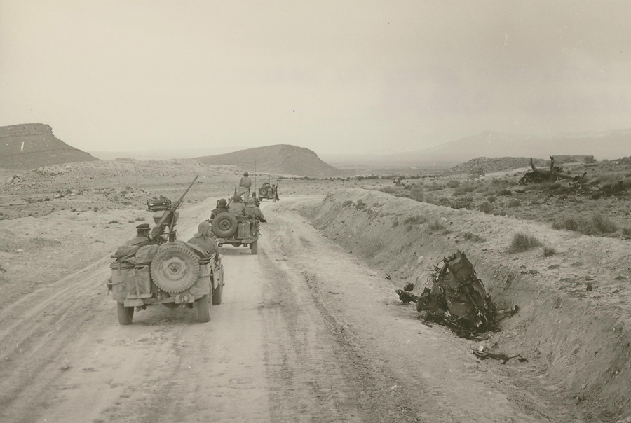 894th-TD-Jeeps-Tunisia