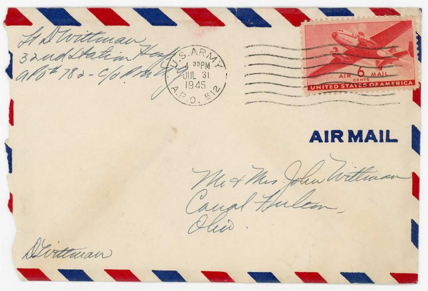 Wittman-Letter-29-July-1945-4