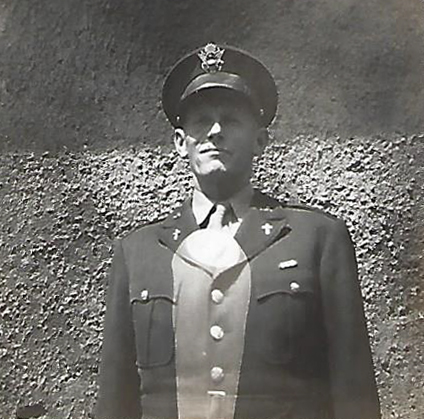 Chaplain Blaisdell
