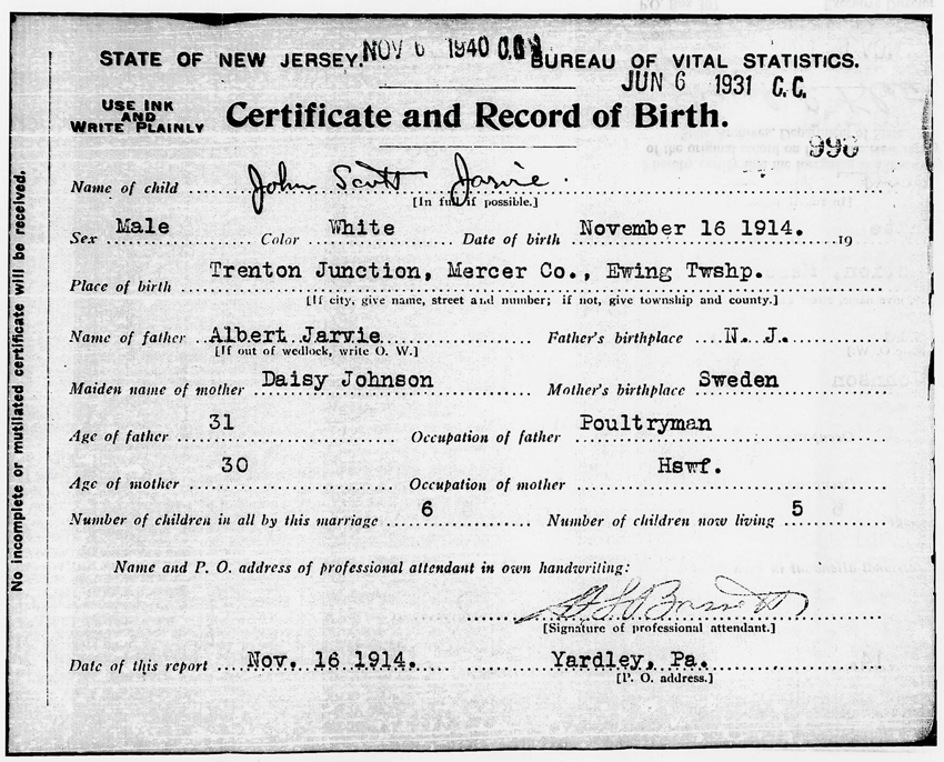 John-Scott-Jarvie-Birth--Certificate-1